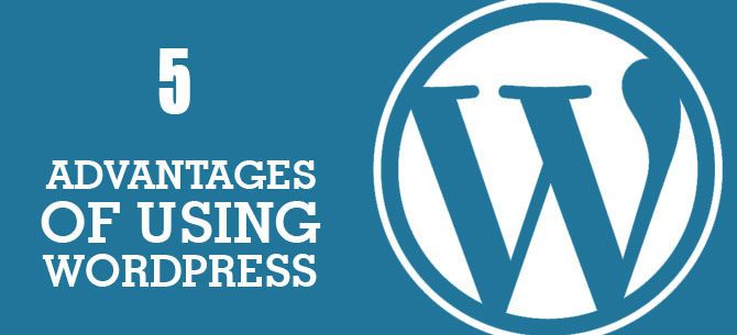 5 Reasons to Use WordPress to Build Small Business Websites 1